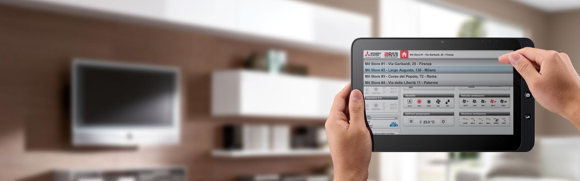 Descoperiţi toate funcţiile de monitorizare, economisire a energiei și prevenire a defecţiunilor